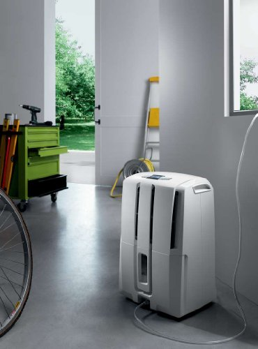 DeLonghi DD70PE; A feature-rich dehumidifier worth buying