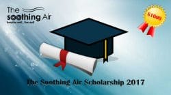 The Soothing Air scholarship 2017
