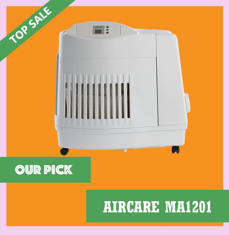 AIRCARE MA1201 Whole House Console Style Humidifier