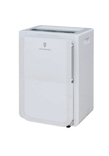 Friedrich D50BP 50 Pint Dehumidifier Review