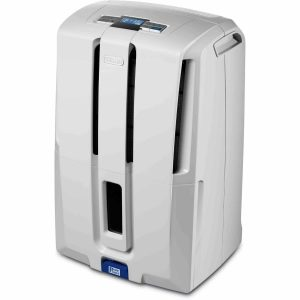 DeLonghi DD70PE Dehumidifier Review, 70 Pint
