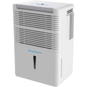 Keystone KSTAD50B Energy Star review, 50-Pint Dehumidifier