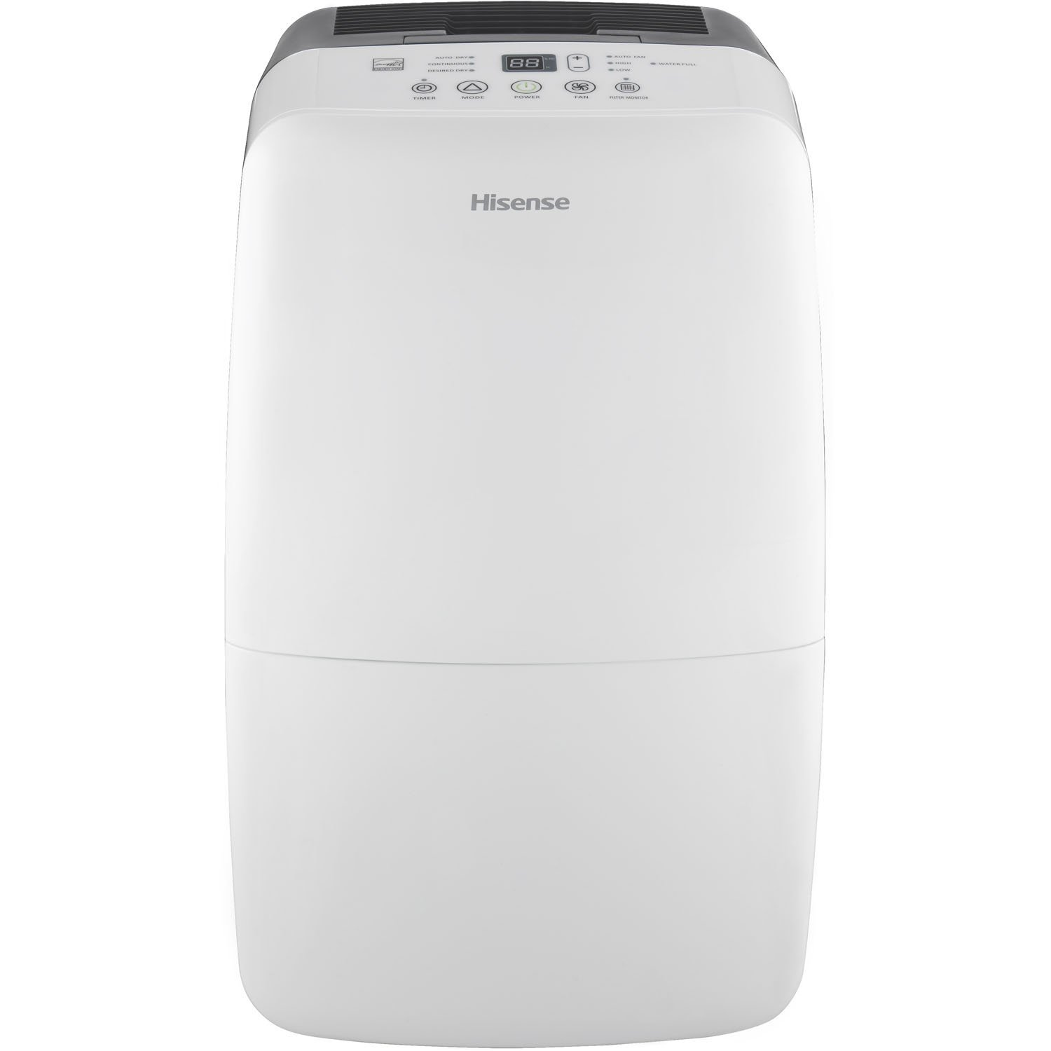 Tested Review Hisense DH 70KP1SDLE Energy Star 70 Pint 2 Speed