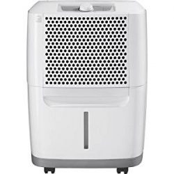 30 pint dehumidifier; Frigidaire FAD301NWD Energy Star 30-Pint Dehumidifier