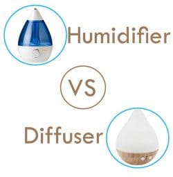 essential oils in humidifier; know the difference for optimum results
