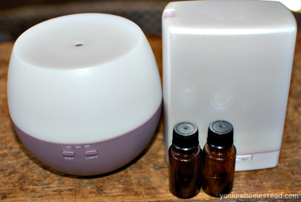 essential oils in humidifier; do essential oils go well with a humidifier?