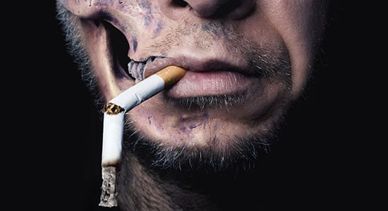 How dangerous is tobacco smoke?