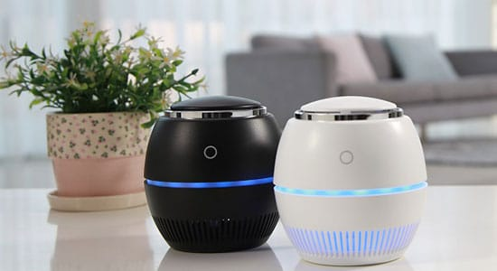 UV-based air purifiers: