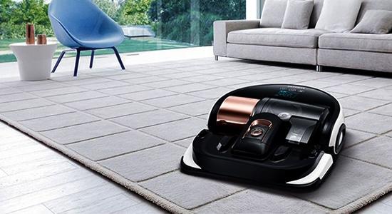 types of vacuum cleaner: Robot Vacuum Cleaner