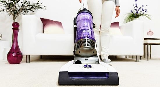types of vacuum cleaner: Bag-less Vacuum Cleaner