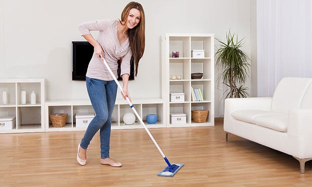 From Dull and Boring to Sparkly Clean Floors! Must Read!
