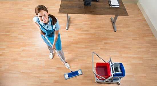 When Is It Time to Clean Your Wood Floor?