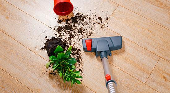 Is The Vacuum Leaving Debris Behind