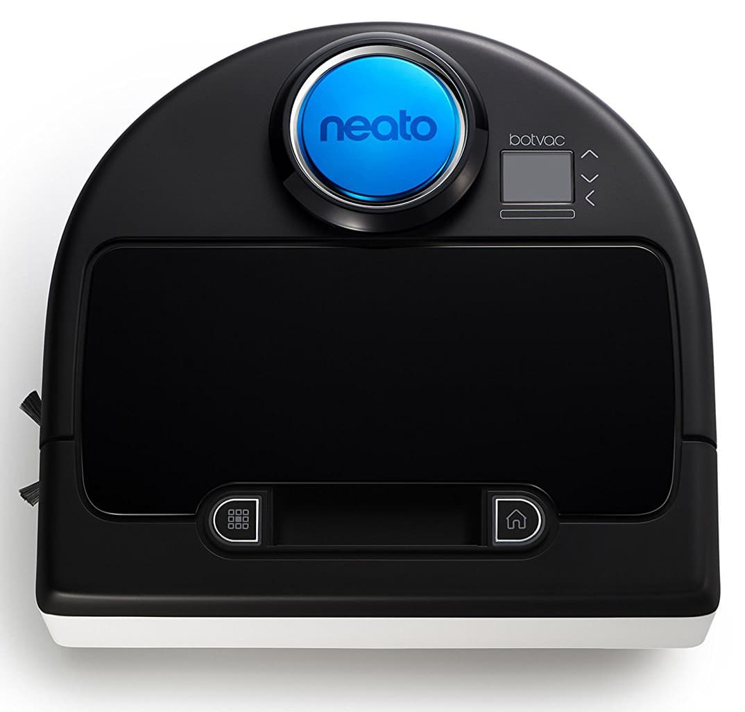 Our advanced pick: Neato Botvac D80 Robot Vacuum for Pets and Allergies
