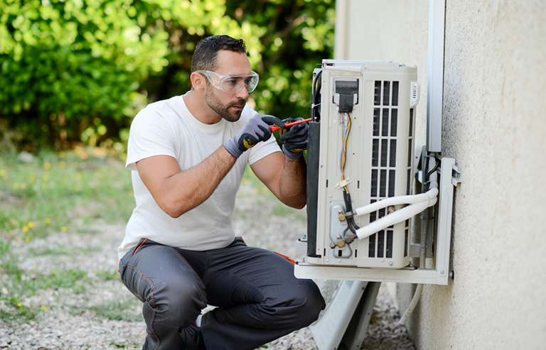 air conditioning service: