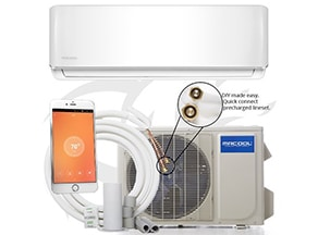 best split ac: the only ductless system available on the market