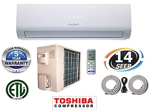 best split ac: Stylish, sleek and non-intrusive!
