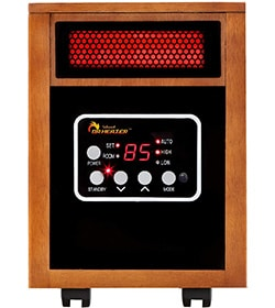 best infrared heater: