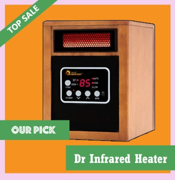 Infrared Room Heater