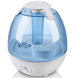Ultra Quiet Cool Mist Humidifiers By AnyPro