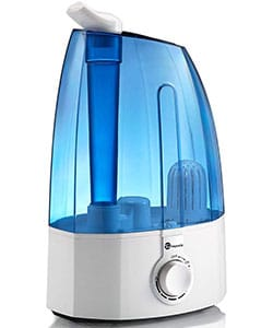 Cool Mist Ultrasonic Humidifiers by TaoTronics