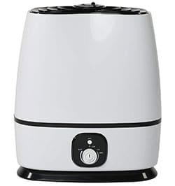 Ultrasonic Cool Mist Humidifier By Everlasting Comfort