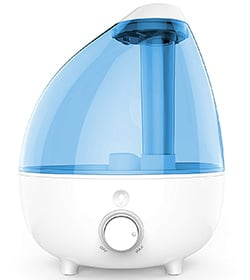 ultrasonic cool mist humidifier review: