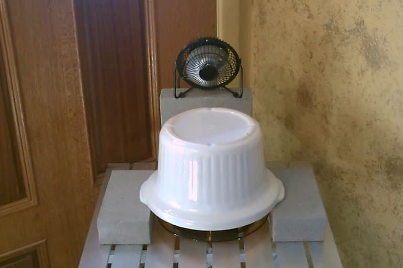 DIY heater: DIY Ceramic Heater